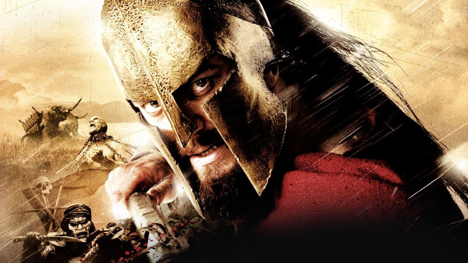 смотреть онлайн 300 спартанцев в качестве hd 1080